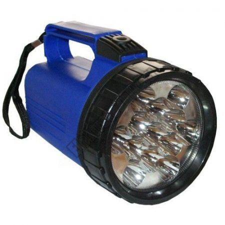 YC-1006BL LEDES  Kézi lámpa 13 ledes.
